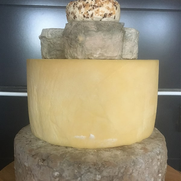 Wedding Cheese Cake | Wedding Cake Made from Cheese | Brinkworth Dairy